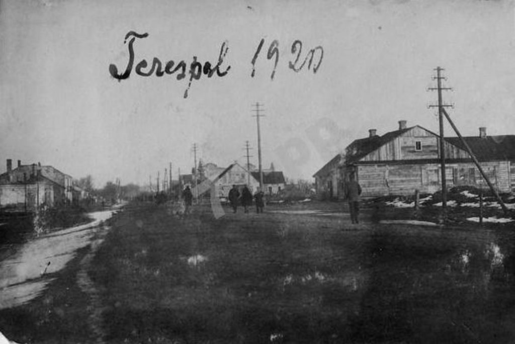 New Jewish data for Terespol indexed